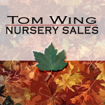 Tom Wing Nursery Sales